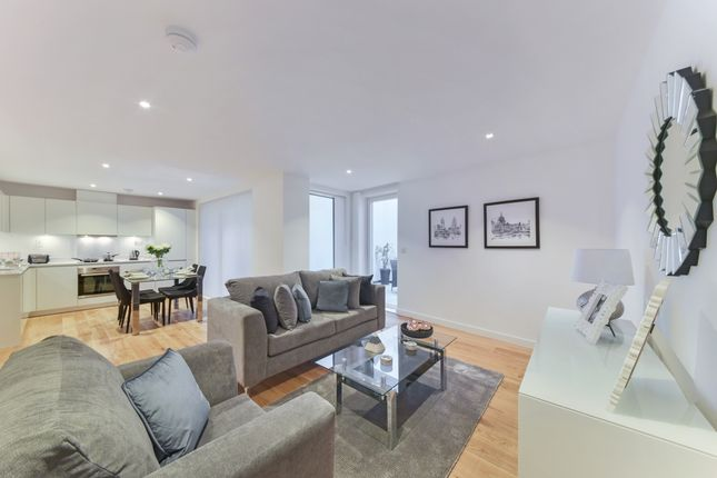 Thumbnail Property to rent in St Pancras Place, Kings Cross, London