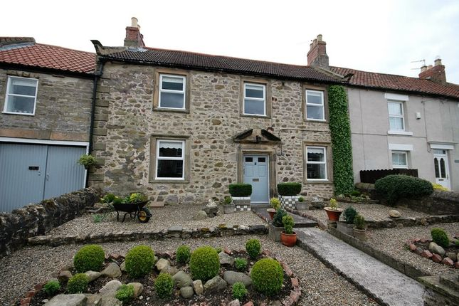 Thumbnail Terraced house for sale in Front Street, Ingleton, County Durham