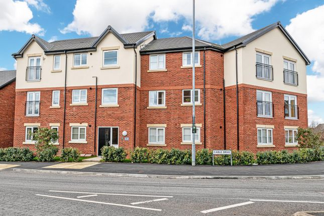 Thumbnail Flat for sale in Cable Drive, Helsby, Frodsham