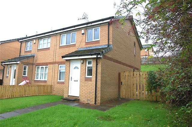 Thumbnail Semi-detached house for sale in 27B Priesthill Road, Priesthill