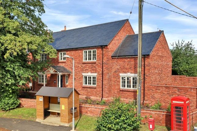 Thumbnail Detached house for sale in Main Street, Marston Trussell, Market Harborough, Leicestershire