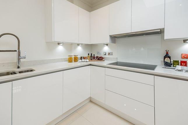 Kitchen of Rainville Road, London W6