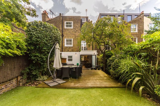 Thumbnail Semi-detached house for sale in Penshurst Road, Victoria Park, London