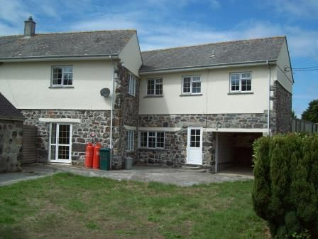 Thumbnail Equestrian property for sale in Ruan Minor, Helston