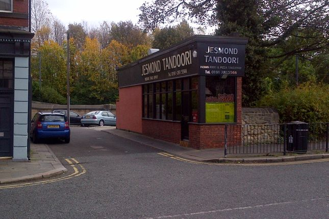 Restaurant/cafe to let in Jesmond Road, Newcastle Upon Tyne