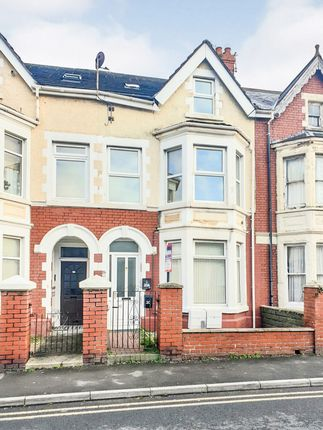 Thumbnail Flat for sale in Suffolk Place, Porthcawl
