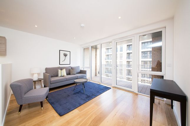 Thumbnail Flat to rent in Pemberton House, Denman Avenue, Southall, London