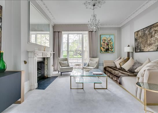 Thumbnail Detached house to rent in Chester Place, Regent's Park, London