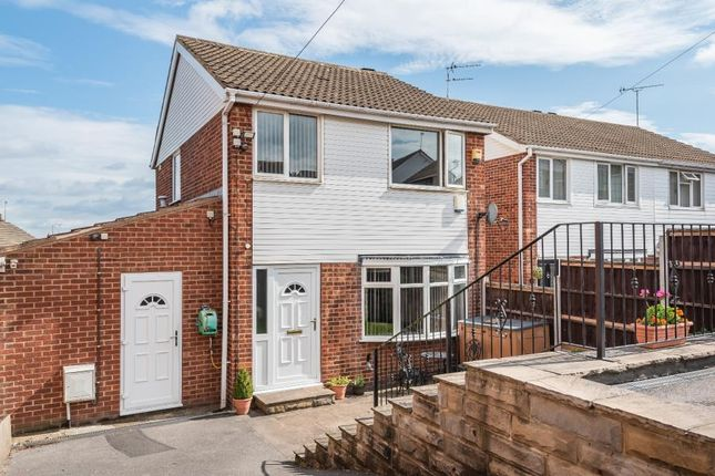 Thumbnail Semi-detached house for sale in Lumby Close, Pudsey, West Yorkshire