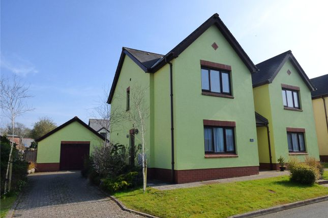 Thumbnail Detached house for sale in Grove Court Mews, Pembroke, Pembrokeshire
