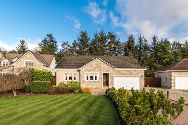 Thumbnail Detached bungalow for sale in 7 St. Bryde's Way, Cardrona, Peebles