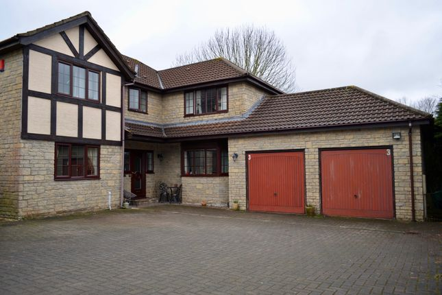 Thumbnail Detached house for sale in Newlands, Chilcompton