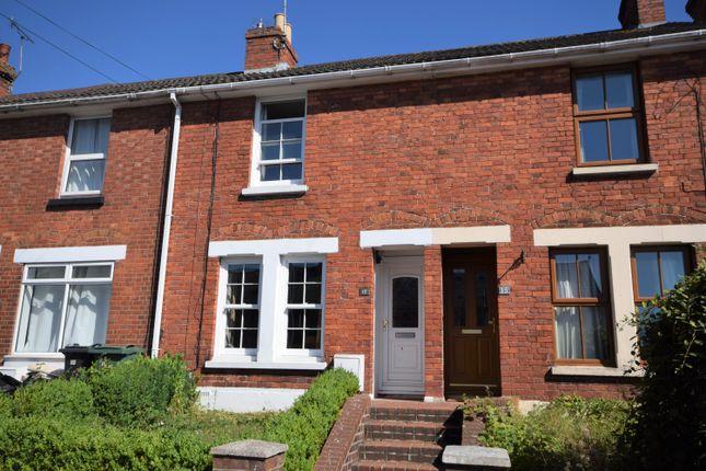 Thumbnail Terraced house for sale in Church Road, Willesborough, Ashford
