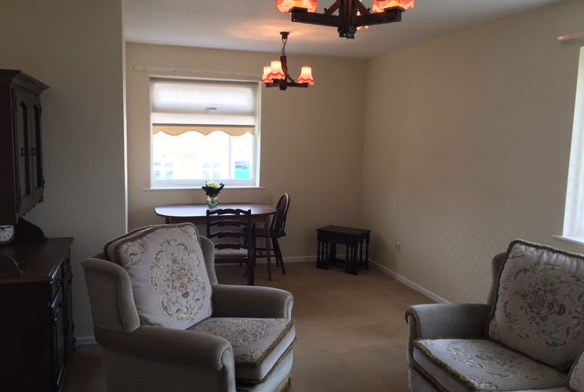 Thumbnail Flat to rent in Langford Close, Walsall