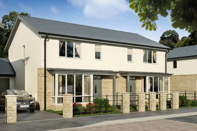 "Thumbnail Semi-detached house for sale in ""Saguso 2"" at Granville Road, Lansdown, Bath, Somerset, Bath"
