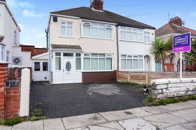 The Property of Campbell Drive, Liverpool L14