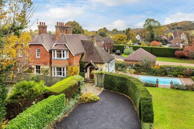Thumbnail Detached house for sale in Ockley Road, Ewhurst, Nr Cranleigh