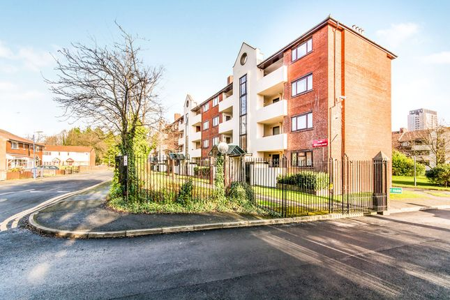 Thumbnail Flat for sale in Asgard Drive, Salford