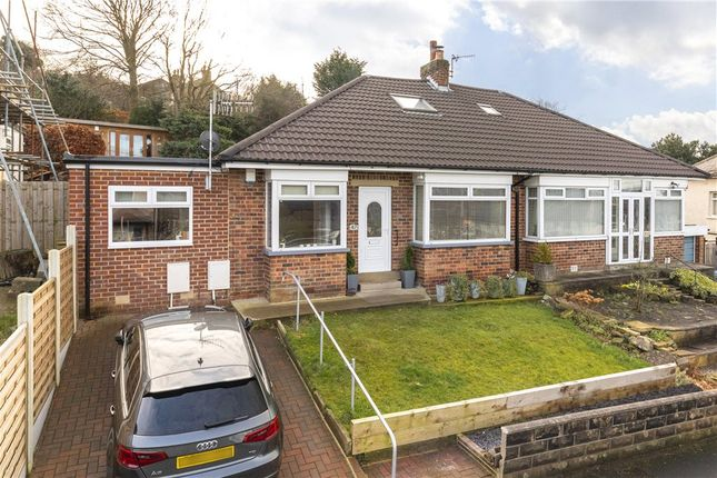 Thumbnail Bungalow for sale in Moorhead Crescent, Shipley, West Yorkshire