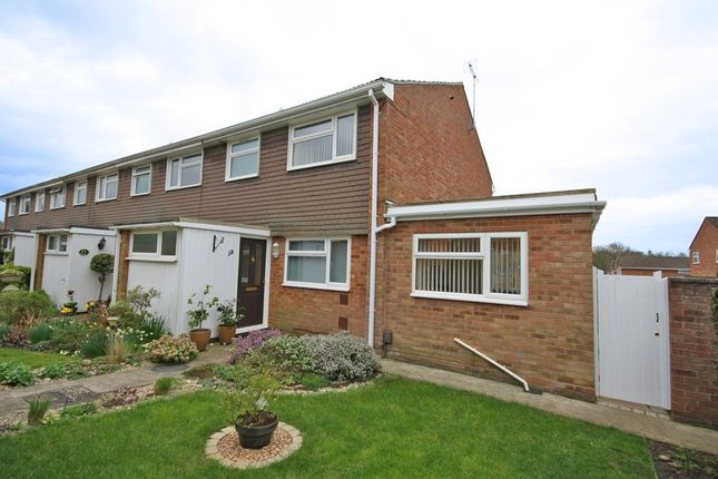 Thumbnail End terrace house for sale in Lower Swanwick Road, Swanwick, Southampton