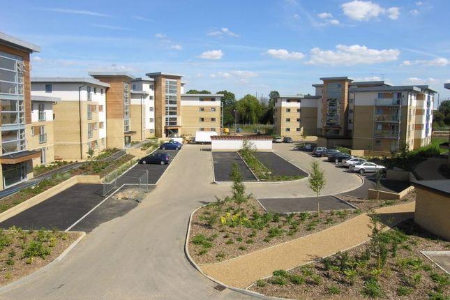 Thumbnail Flat to rent in Stukeley Meadows, Huntingdon, Cambridgeshire