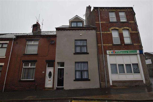 Thumbnail Terraced house to rent in Nelson Street, Barrow-In-Furness, Cumbria