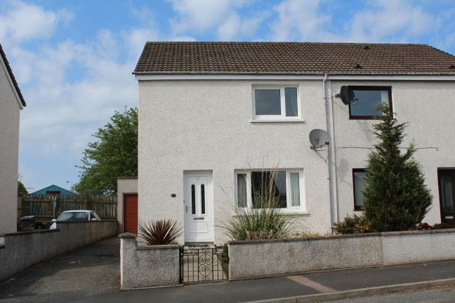 Thumbnail Semi-detached house to rent in Annand Avenue, Ellon, Aberdeenshire