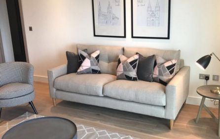Thumbnail Flat to rent in Faulkner House, Tierney Lane, Hammersmith London