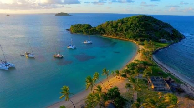 Thumbnail Commercial property for sale in Salt Whistle Bay, Mayreau Vc0460, St Vincent And The Grenadines