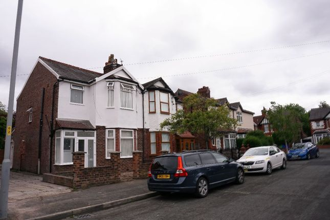 Thumbnail Semi-detached house for sale in Lindsay Road, Burnage
