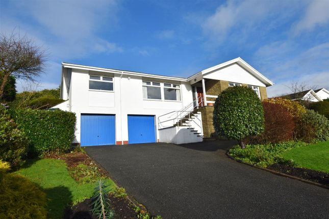 Thumbnail Detached bungalow for sale in St. Anthonys Way, Haverfordwest