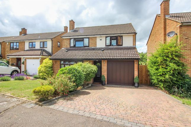 Thumbnail Detached house for sale in Greygoose Park, Harlow