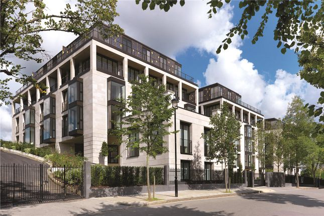 Thumbnail Flat for sale in 50, St Edmunds Terrace, Regent's Park, London