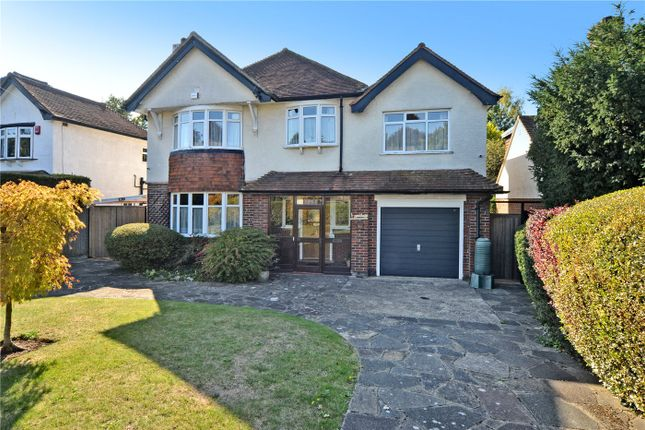 Thumbnail Detached house for sale in York Road, Cheam, Sutton