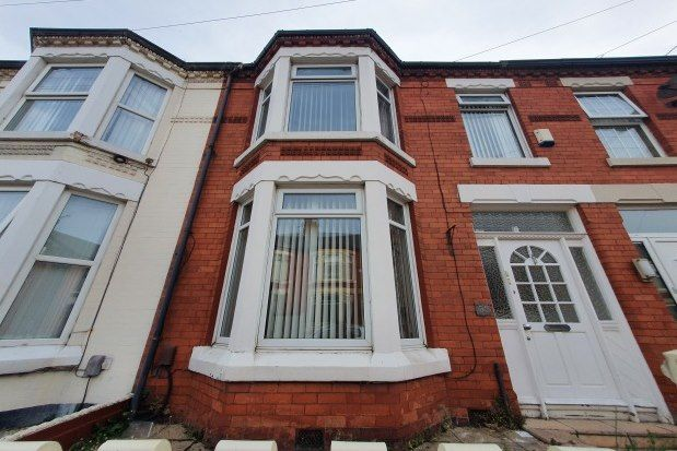 Thumbnail Property to rent in Ivernia Road, Liverpool
