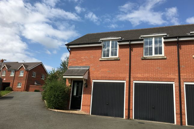 Thumbnail Maisonette to rent in Manders Croft, Southam