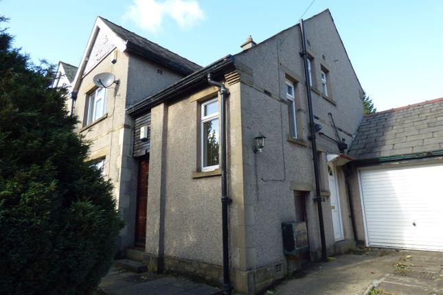 Thumbnail Semi-detached house to rent in Haworth Road, Wilsden, Bradford
