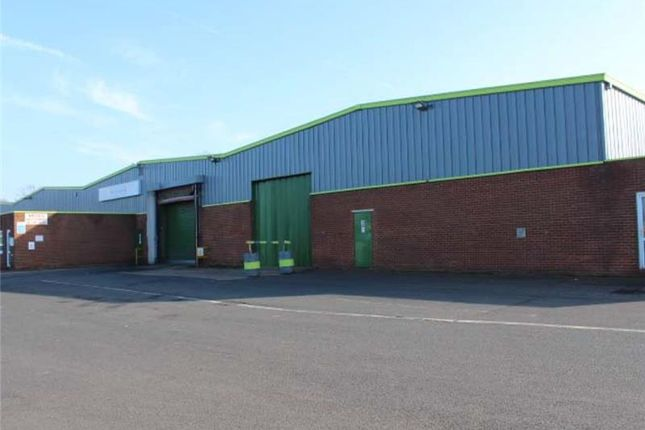 Thumbnail Warehouse to let in Units 3 & 4, South March, Daventry, Northamptonshire