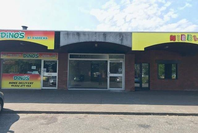 Thumbnail Retail premises to let in 93 Tom Morris Drive, St Andrews