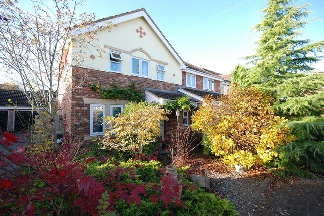 Thumbnail Detached house for sale in Castley Road, Paxcroft Mead, Trowbridge