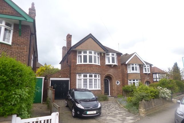 Thumbnail Property to rent in Woodhall Road, Wollaton