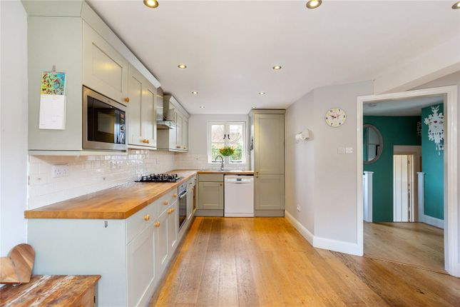 Thumbnail Detached house for sale in The Waldrons, East Garston, Hungerford, Berkshire