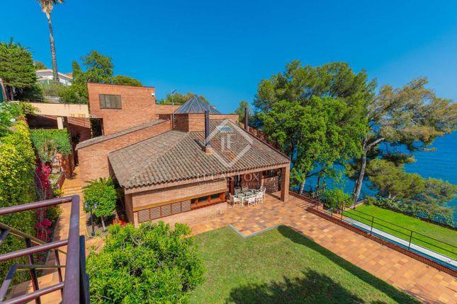 Thumbnail Villa for sale in Spain, Costa Brava, Blanes, Cbr19626
