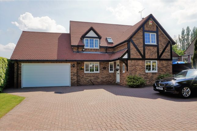 4 bed detached house for sale in Ashover Road, Old Tupton, Chesterfield