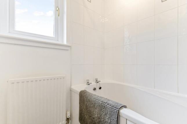 Bathroom of Rosin Court, Kirkcaldy, Fife KY1