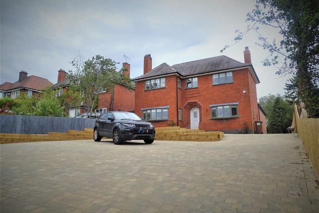 Thumbnail Detached house for sale in Bradgate Road, Anstey, Leicester