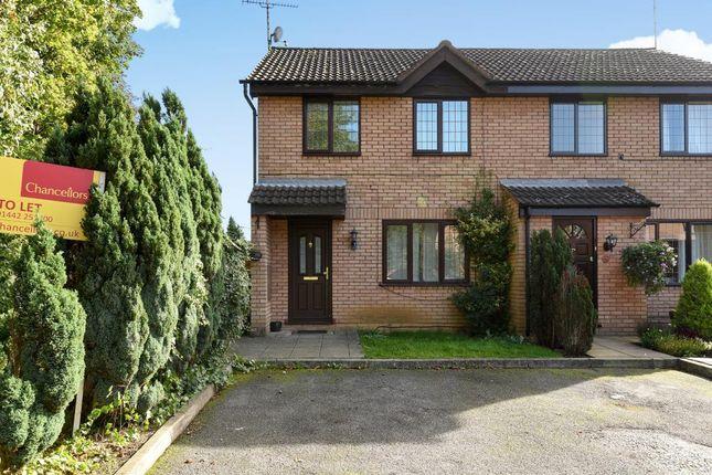 Thumbnail Semi-detached house to rent in Hunters Oak, Hemel Hempstead