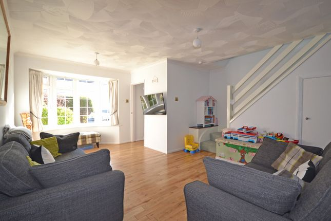 Living Room of North Road, Selsey PO20