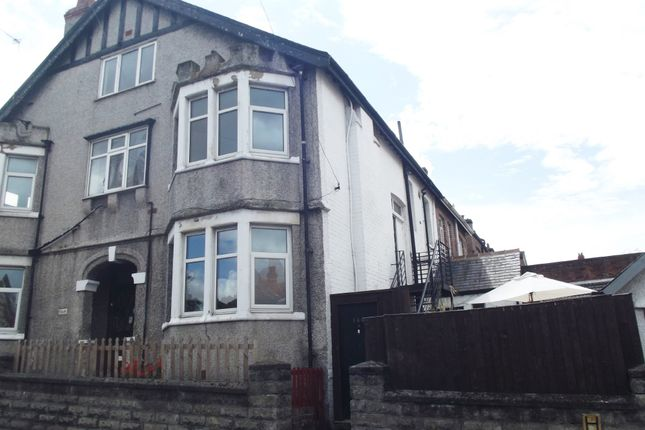 Thumbnail Flat for sale in Victoria Road, New Brighton, Wallasey