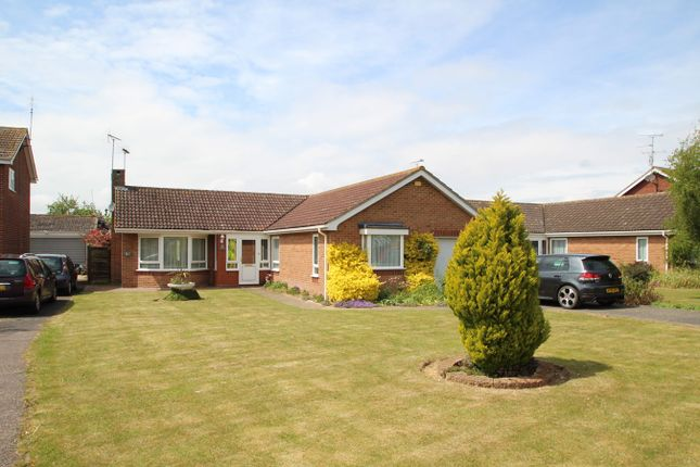 Thumbnail Detached bungalow for sale in Estuary Drive, Felixstowe